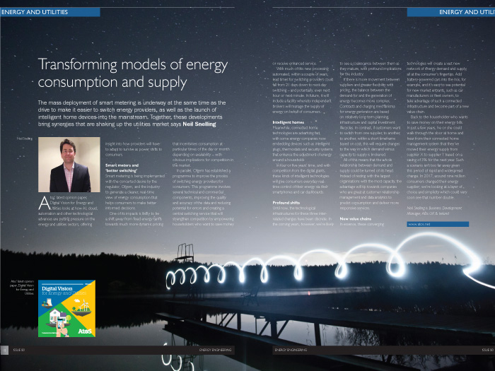Energy Engineering Magazine