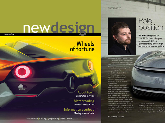 New Design Magazine